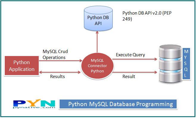Python MySQL Database Programming