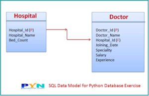 Python Database Programming Exercise with Solution